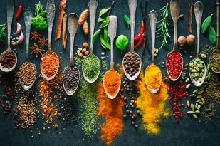 Les secrets  santé des épices