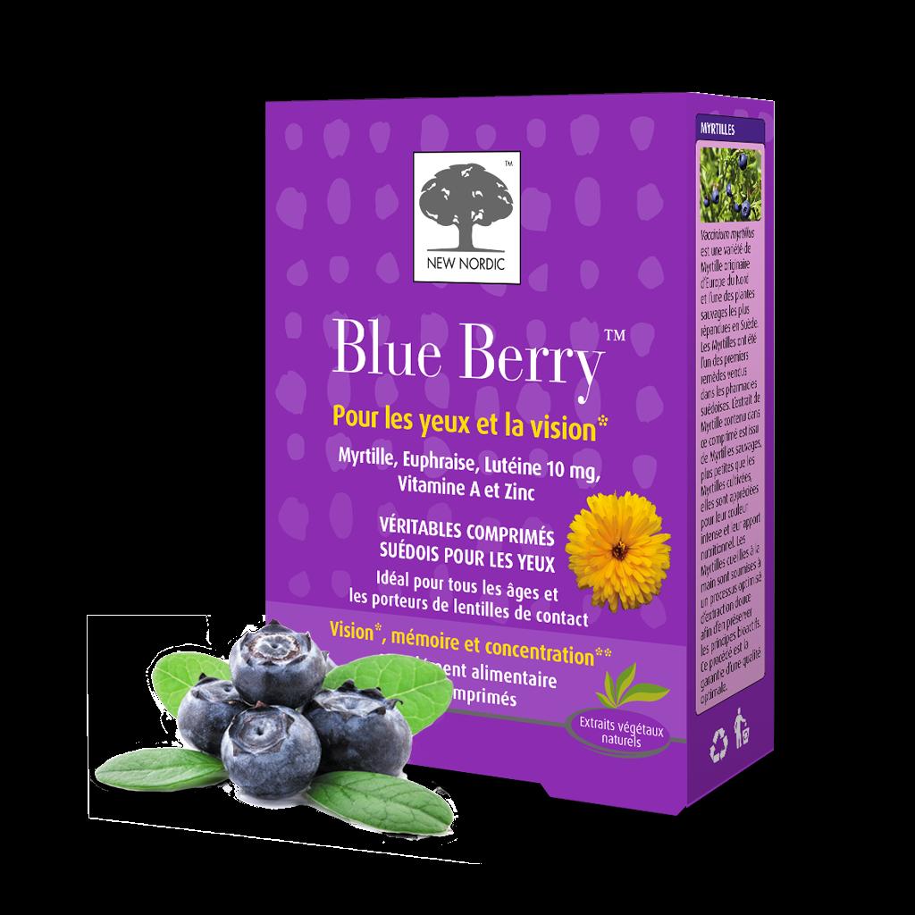 blue berry prot ge les yeux et la r tine pour une bonne vision vitalco. Black Bedroom Furniture Sets. Home Design Ideas