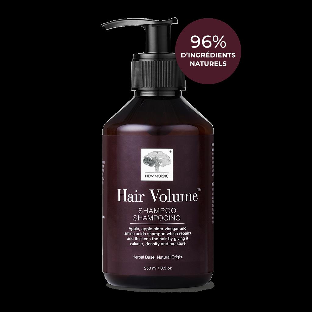 Hair Volume Shampooing