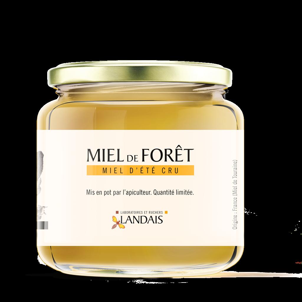 Miel cru de Forêt - Récolte d'Été