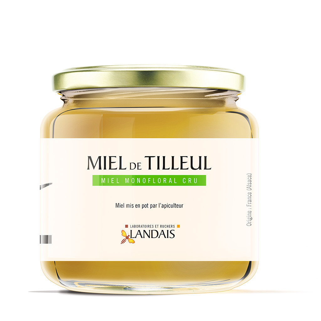 Miel cru de Tilleul