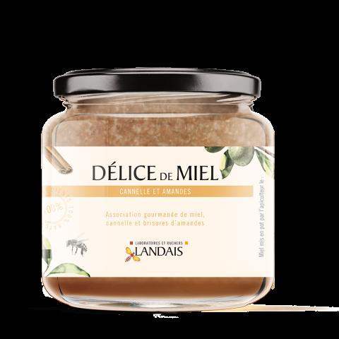 Délice de Miel - Cannelle & Amandes