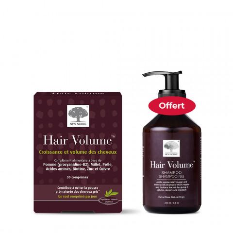 1x Hair Volume 90 CP + Shampooing
