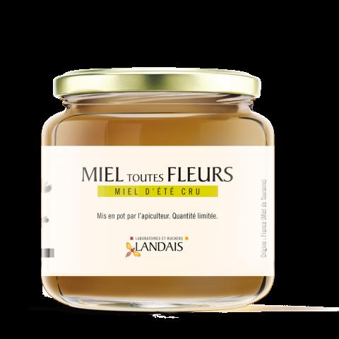 Miel cru Toutes Fleurs - Récolte d'Été