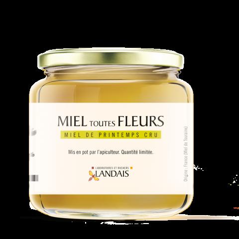 Miel cru Toutes Fleurs - Récolte de Printemps