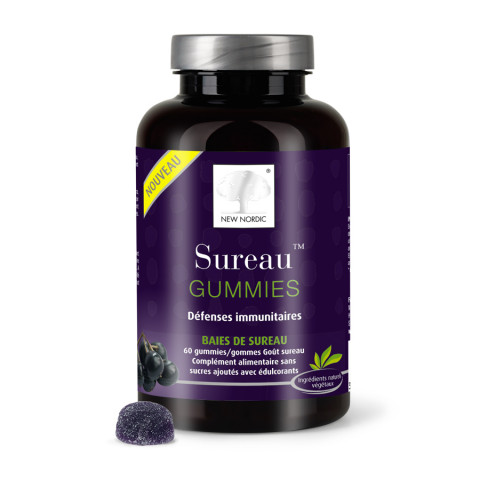 Sureau Gummies