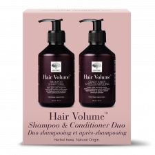 Hair Volume Duo Shampooing et Après-Shampooing