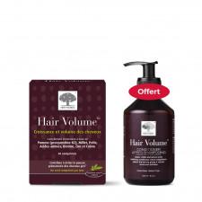 1x Hair Volume 90 CP + Après shampooing