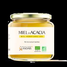 Miel cru d'Acacia Bio